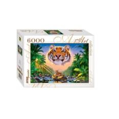 Пазл Величественный тигр