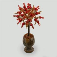 Дерево из коралла Счастье и верность
