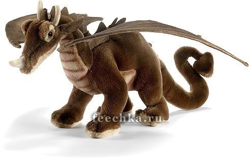 Мягкая игрушка Дракон миниатюрный от Hansa