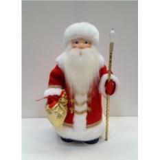 Игрушка Дед Мороз под елку в валенках