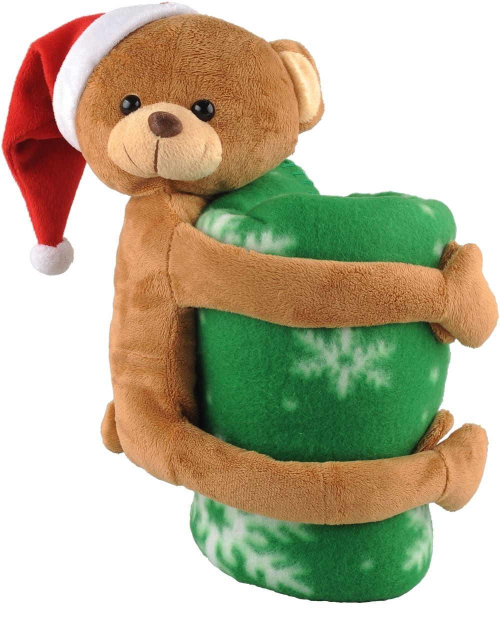 Мягкая игрушка Медвежонок с пледом
