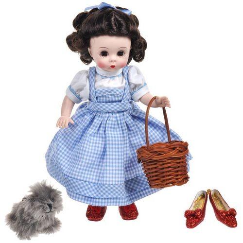 Кукла Элли и Тотошка Madame Alexander