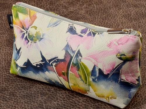 Косметичка Mahaon Акварельные цветы