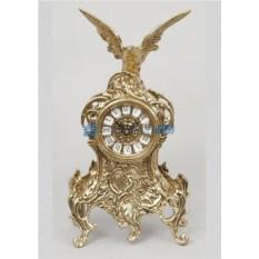 Часы из бронзы Орёл