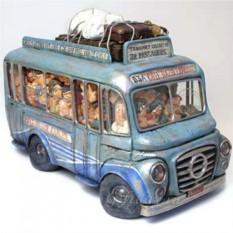 Статуэтка Автобус