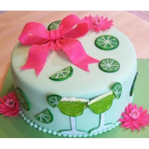 Праздничный торт №47