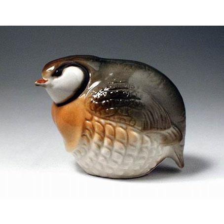 Анималистическая скульптура «Каменная куропатка»