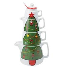 Подарочный набор «Новогоднее чаепитие»