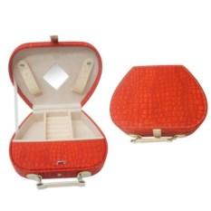 Рыжая шкатулка, размер 22,2х6,6х17,4