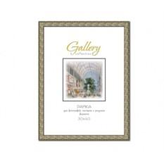 Платиновая фоторамка Gallery 30х40