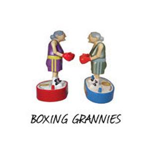 Боксирующие бабульки