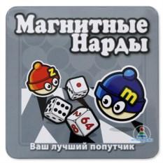 Игра «Магнитные нарды» MACK&ZACK