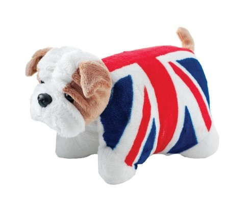Подушка-игрушка «Английский бульдог»