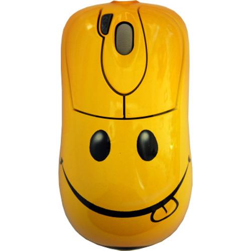 Мышь расписная для ноутбука «Смайл»