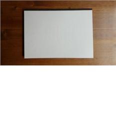 Белый планинг Monthly Design Graphics