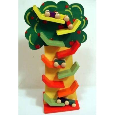 Игрушка из дерева Серпантин