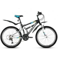 Детский велосипед Forward Edge 1.0 (2016) black