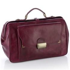 Женская сумка-портфель ретро изготовлена из высококачественной...