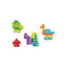 Конструктор Mattel Mega Bloks Разные формы