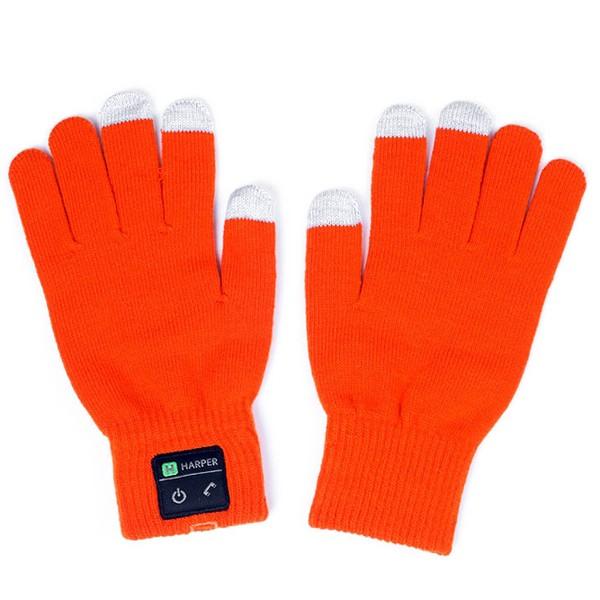 Перчатки Bluetooth гарнитурой Harper