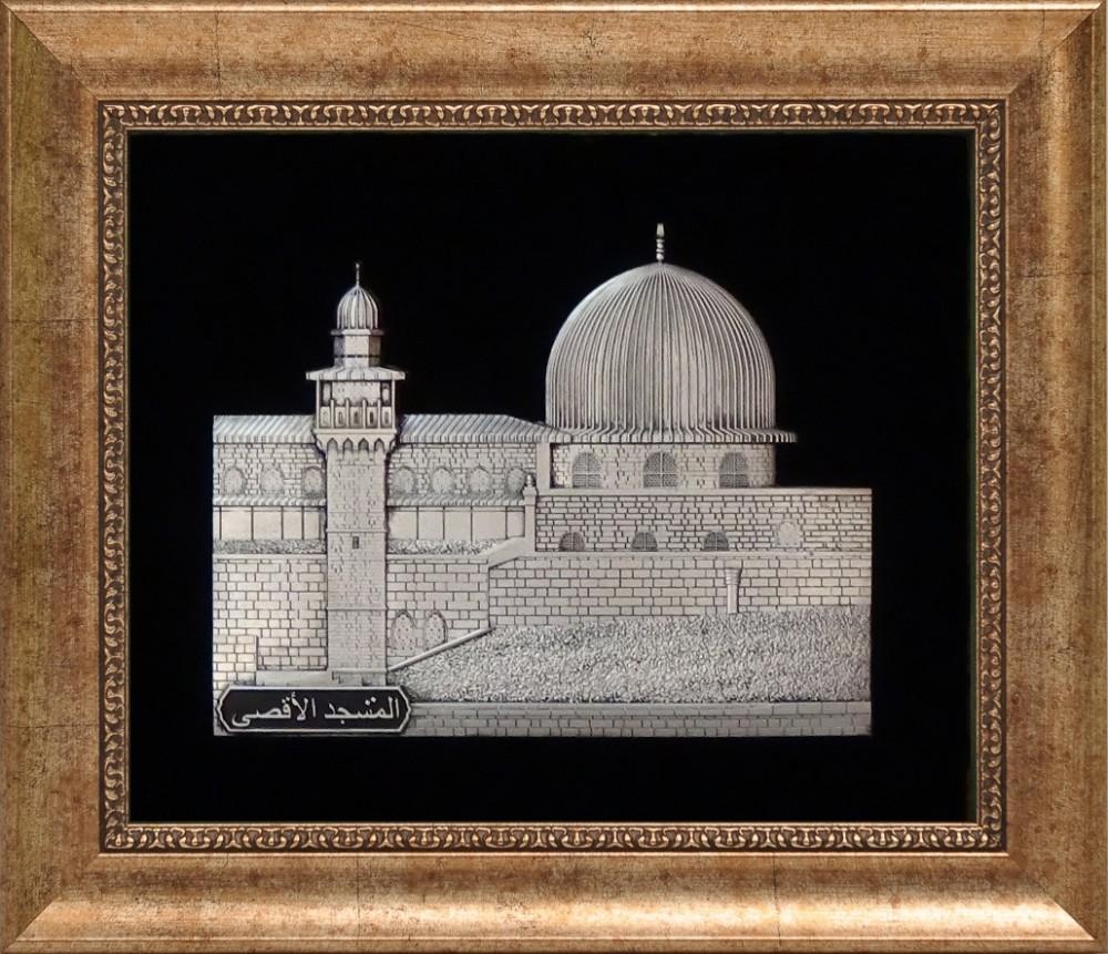 Панно Мечеть аль-Акса