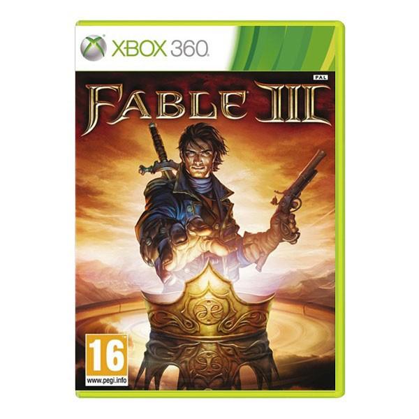 Игра Fable III (Xbox 360)