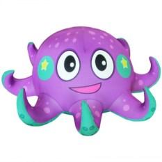 Фиолетовая игрушка-антистресс Осьминожка