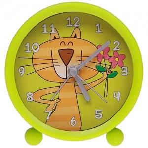 Детский будильник «Кот Рыжик»