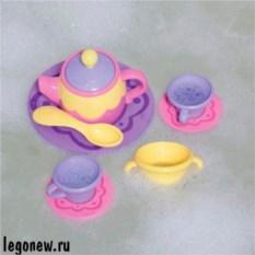 Игрушка для ванны Чайный набор Little Tikes