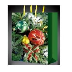 Новогодний пакет Елочные украшения