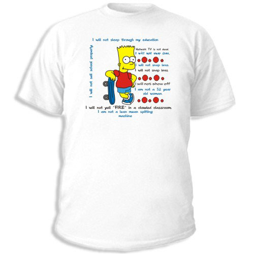 Футболка The Simpsons