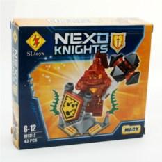 Конструктор SLtoys Nexo Knights Macy
