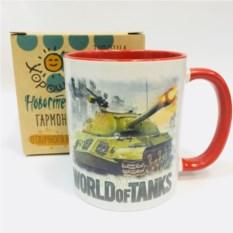 Кружка World of tanks в коробке