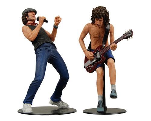 Набор фигурок AC/DC