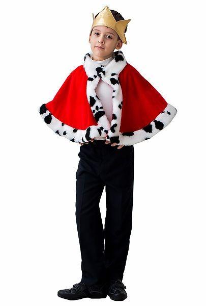 Карнавальный костюм Король,  от 4 лет