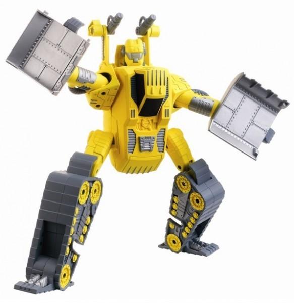 Игрушка Кибергерой робот-трансформер