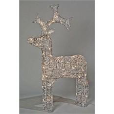 Светящаяся фигурка Ажурный олень