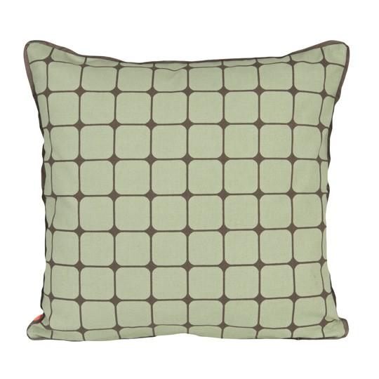Подушка Tiles (Зеленый)