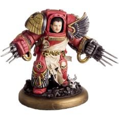 Подарок другу по фото Warhammer 40000 30 см