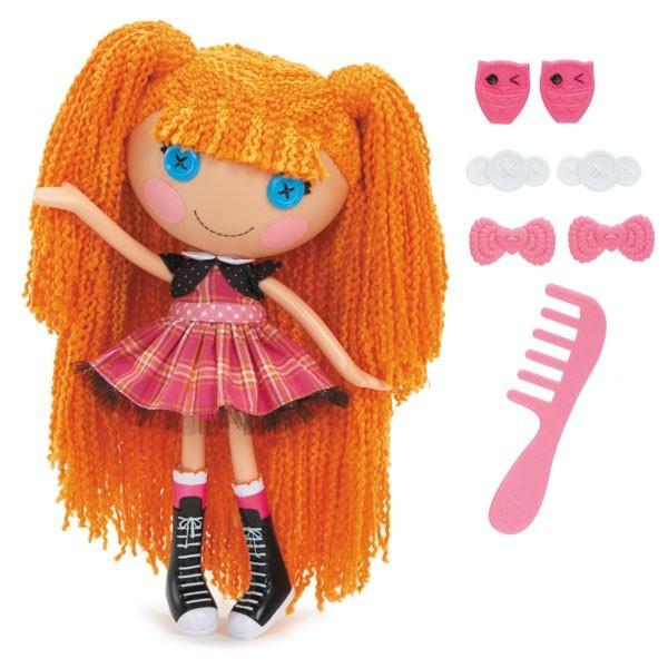 Игрушка кукла Lalaloopsy Отличница с волосами-нитями