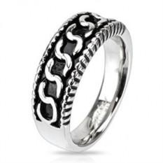 Мужское кольцо Spikes