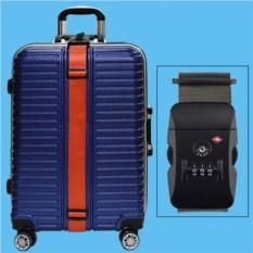 Багажный ремень с кодовым замком TSA