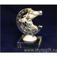 Статуэтка Лошадь и подкова
