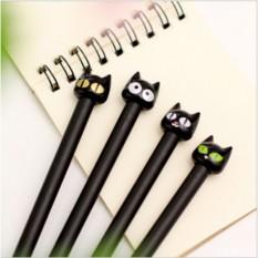 Ручка Черные кошки