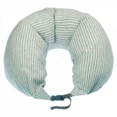 Светло-серая массажная подушка La Siesta