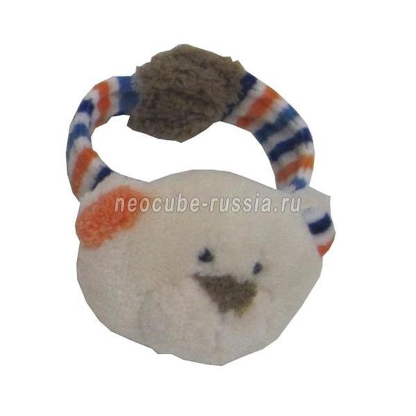 Мягкая игрушка-браслет Развивашки. Мишка