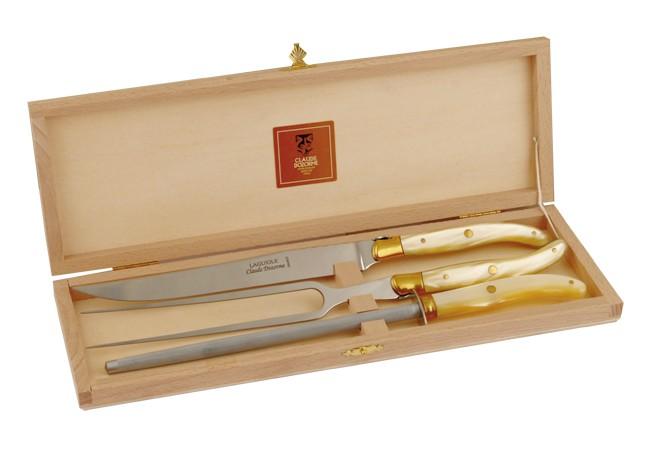 Подарочный набор ножей, 3 предмета