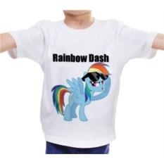 Детская футболка Rainbow dash