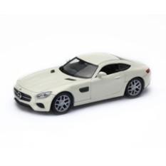 Машинка Welly Mercedes-Benz AMG GT, в масштабе 1:34-39
