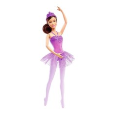 Кукла Mattel Barbie Балерина в фиолетовом